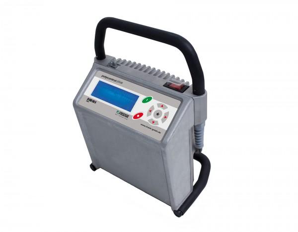 polycontrol plus - Heizwendelschweißgerät mit Protokollierung