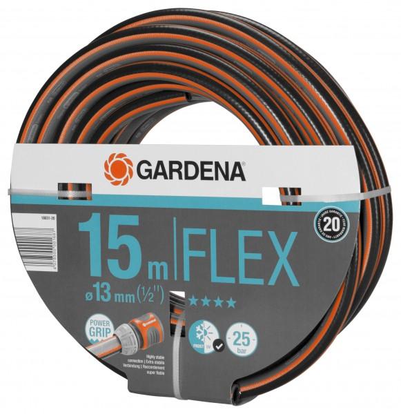 """GARDENA Comfort FLEX Schlauch 13 mm (1/2""""), 15 m"""