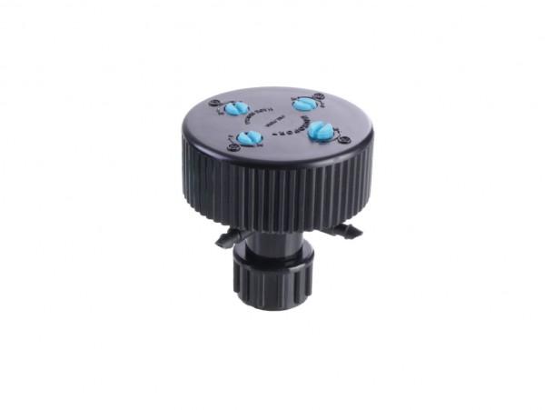 4-fach-Mikroverteiler (XS) mit einstellbarem Durchfluss