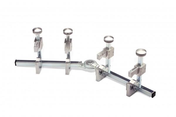 Rohrhalteklemmen von d 20 bis d 225 mm