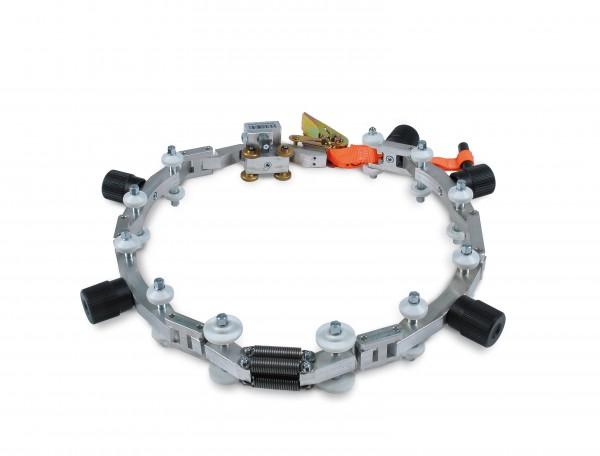 Rotationsschälgerät RS 450 (d 250 bis d 450)