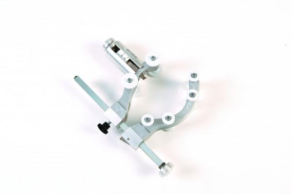 Rotationsrohrschneider von d 110 bis d 315 mm