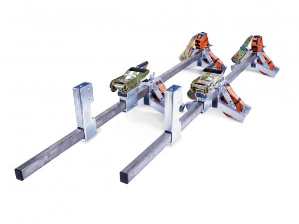 Haltevorrichtung Set (d 250 bis d 800 mm)