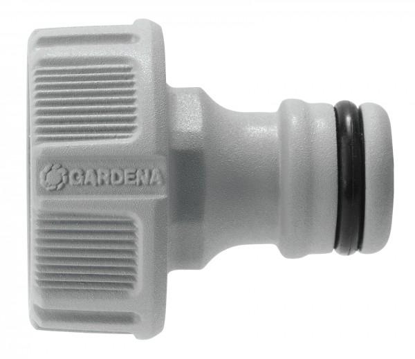 "GARDENA Hahnverbinder 26,5mm (G 3/4""), verpackt"